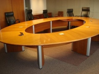 Used Conference Room Tables At CubeKing - Affordable conference table