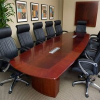 360 10-ft. Conference Table