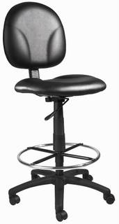 Contoured Back And Pneumatic Seat - Caressoft