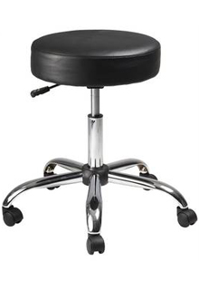 Drafting Stools Chair - Black