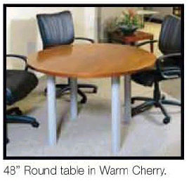 Eclipse Round Conference Table
