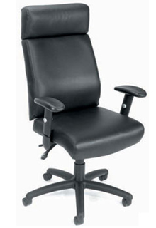 Executive Seating Adjustable Height And Width Armrests