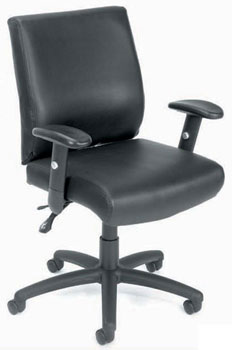 Executive Seating Chair Adjustable Tilt Tension - Seat Slider