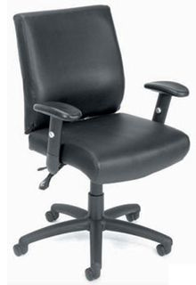 Executive Seating Chair Adjustable Tilt Tension