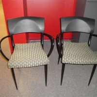 Haworth stacking Guest Chair