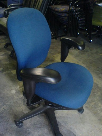 Herman Miller Ambi Task Chairs