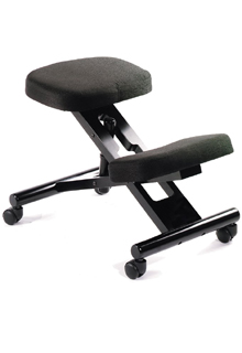 Kneeling Stool Offers Excellent Ergonomic Support