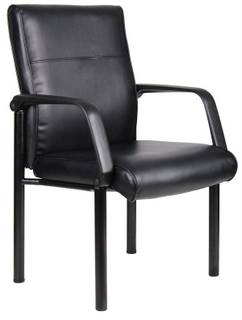 LeatherPlus Guest Chair