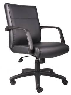 Mid Back LeatherPlus Executive Chair