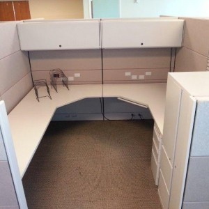 Herman Miller (8 x 8) Cubicle